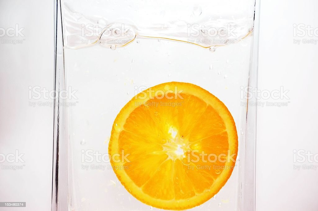 oranges juice royalty-free stock photo