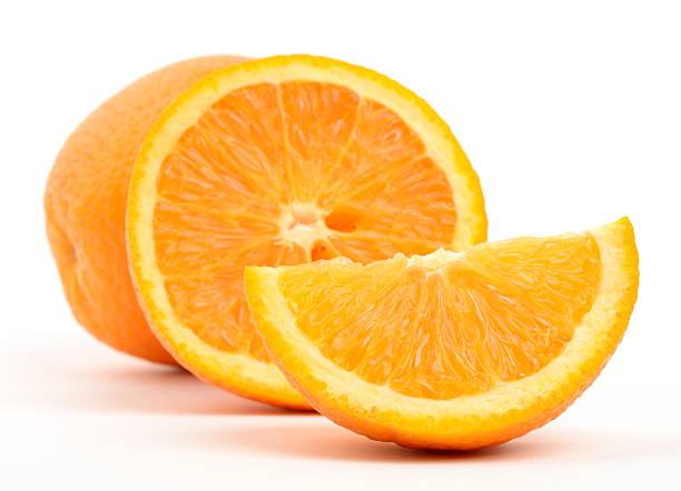 orange - 25 cent stück stock-fotos und bilder