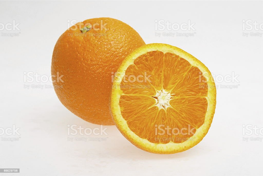 oranges royalty-free stock photo