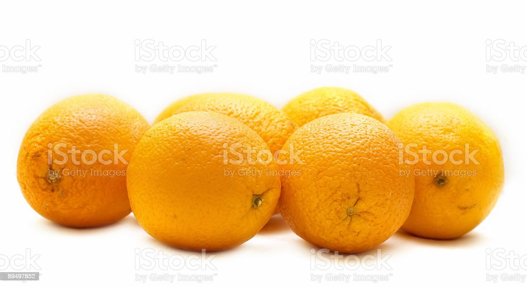 oranges royaltyfri bildbanksbilder