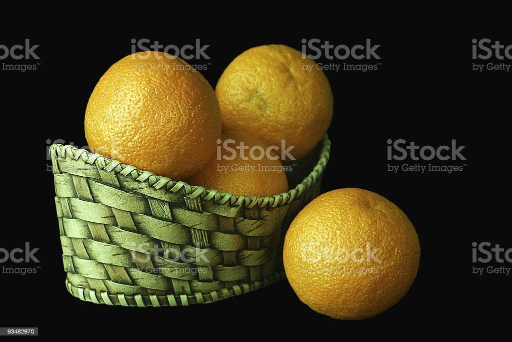 오렌지 - 로열티 프리 0명 스톡 사진