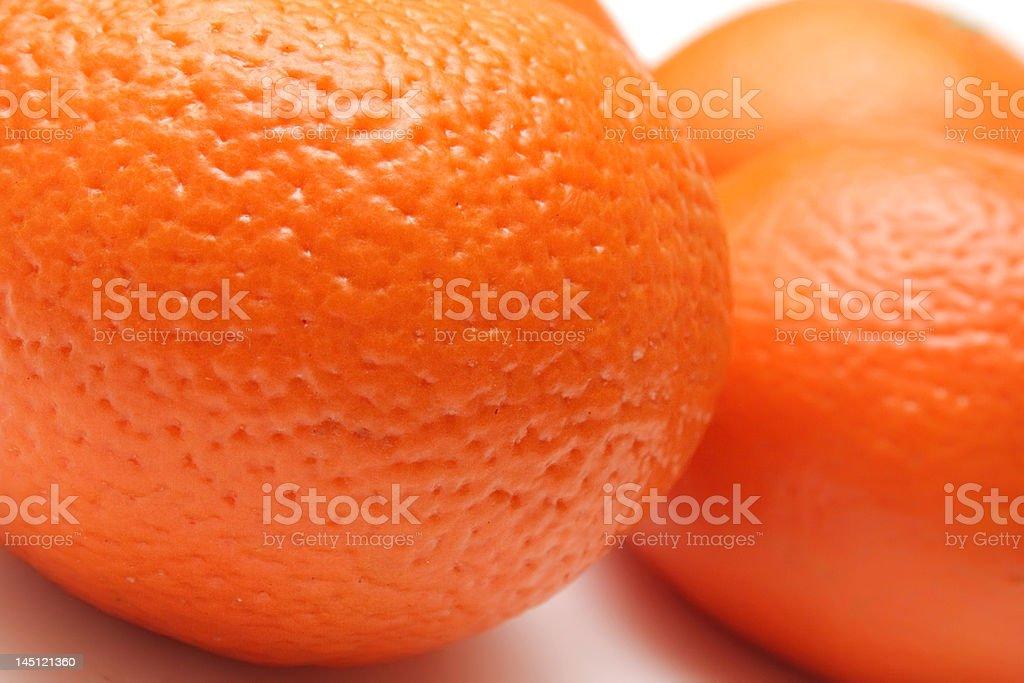 Orange's skin close-up stock photo