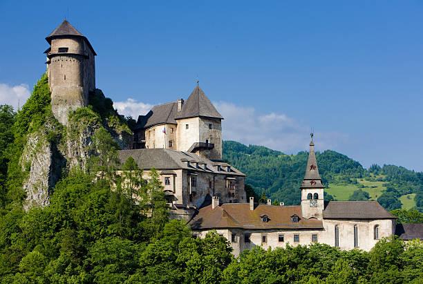 Château Oravsky - Photo