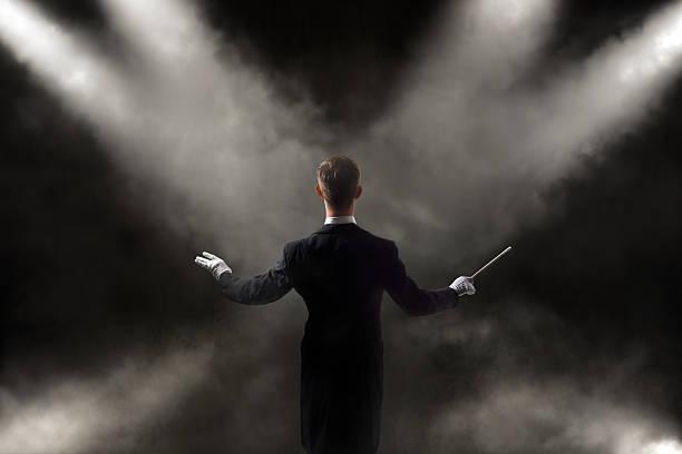 Orchester Dirigent – Foto