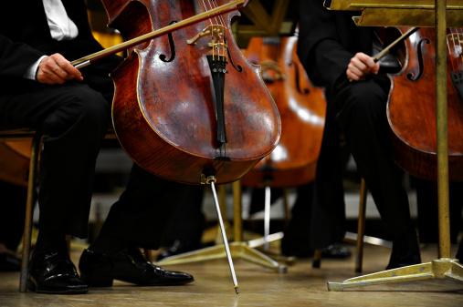 Orchestra Prepares