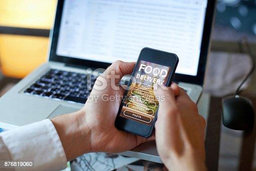 order food on internet, restaurant meals delivery online