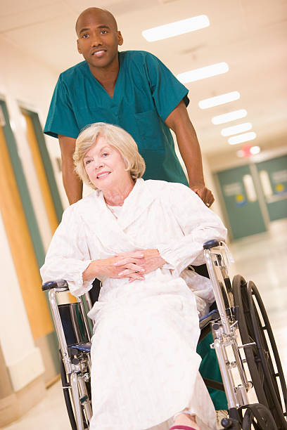 Royalty Free Hospital Orderly Pictures Images And Stock Photos Istock