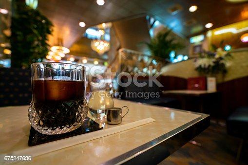 レトロな喫茶店/Ordinary coffee shop