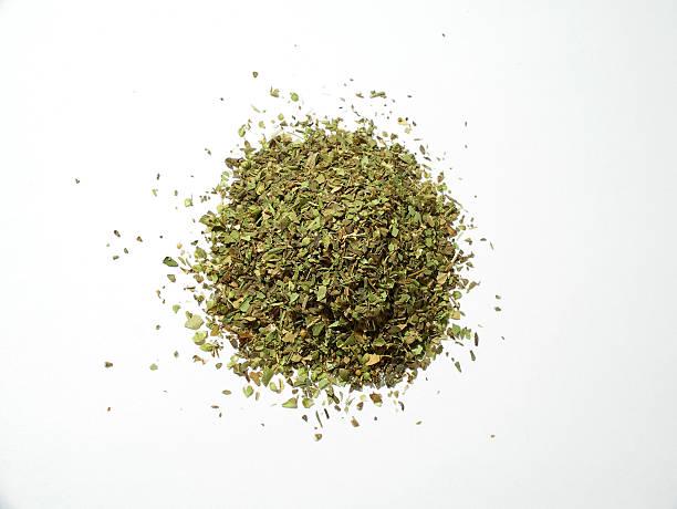 Oregano Spice stock photo