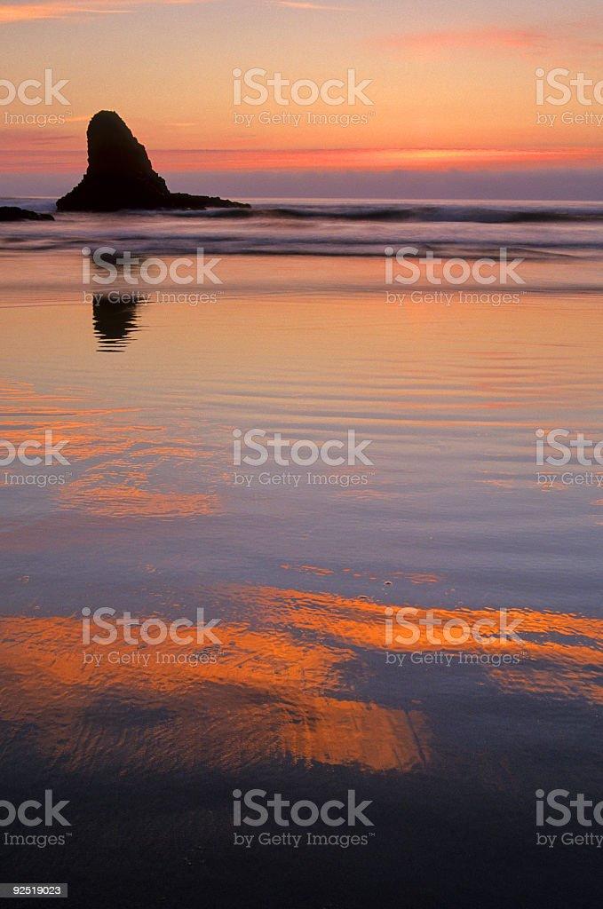 Oregon Coast 11 royalty-free stock photo