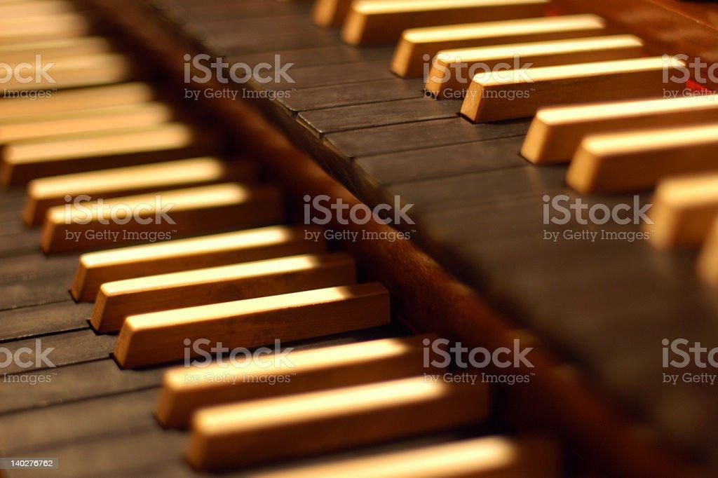 Organ-detail – Foto