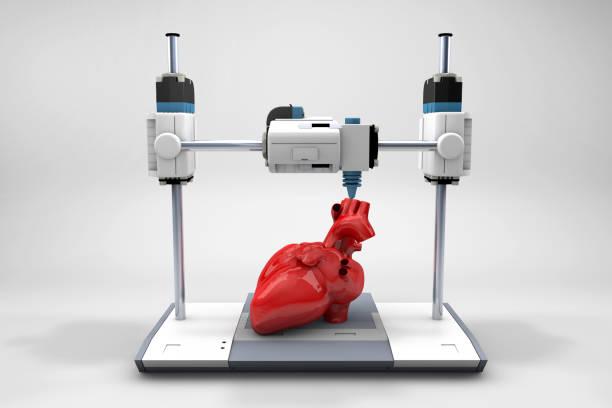 3D-Orgeldruck – Foto