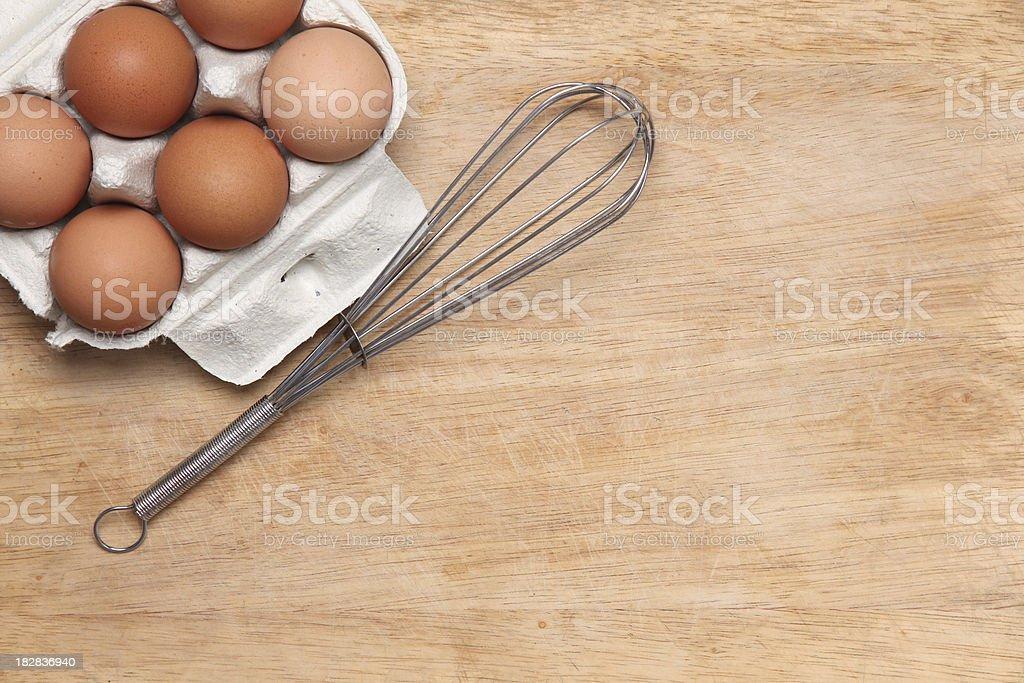 Organic Baking stock photo