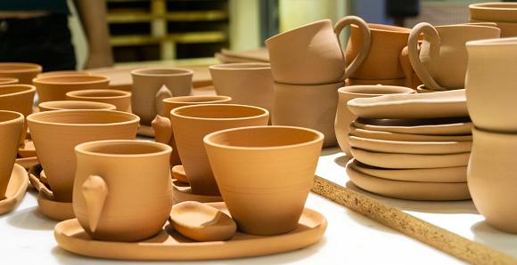 Organic Clay Crafts