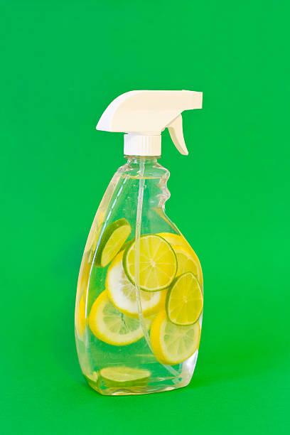 Organic Cleaner stock photo