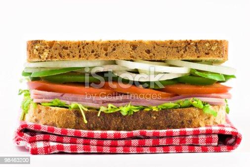 유기 클럽 샌드위치 0명에 대한 스톡 사진 및 기타 이미지