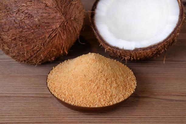 Bio Kokos Zucker, gesunde alternative – Foto