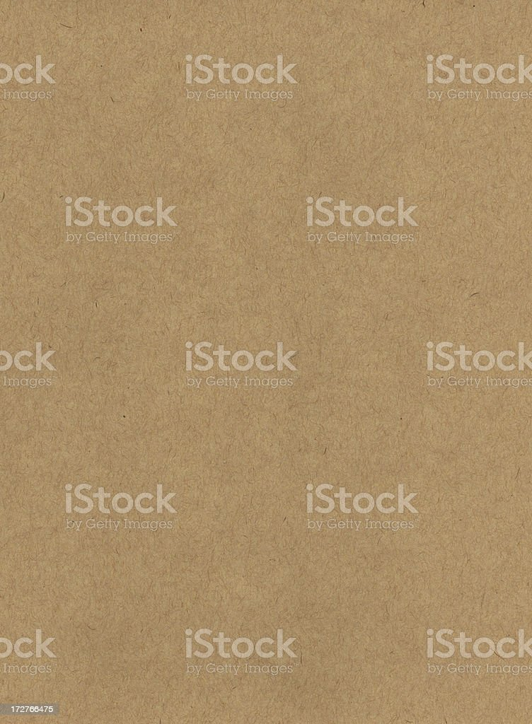 Organic Craft paper stock stock photo