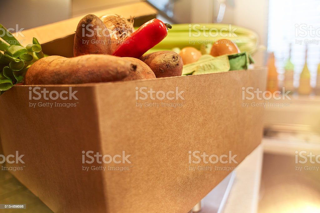 Image result for royalty free box of groceries