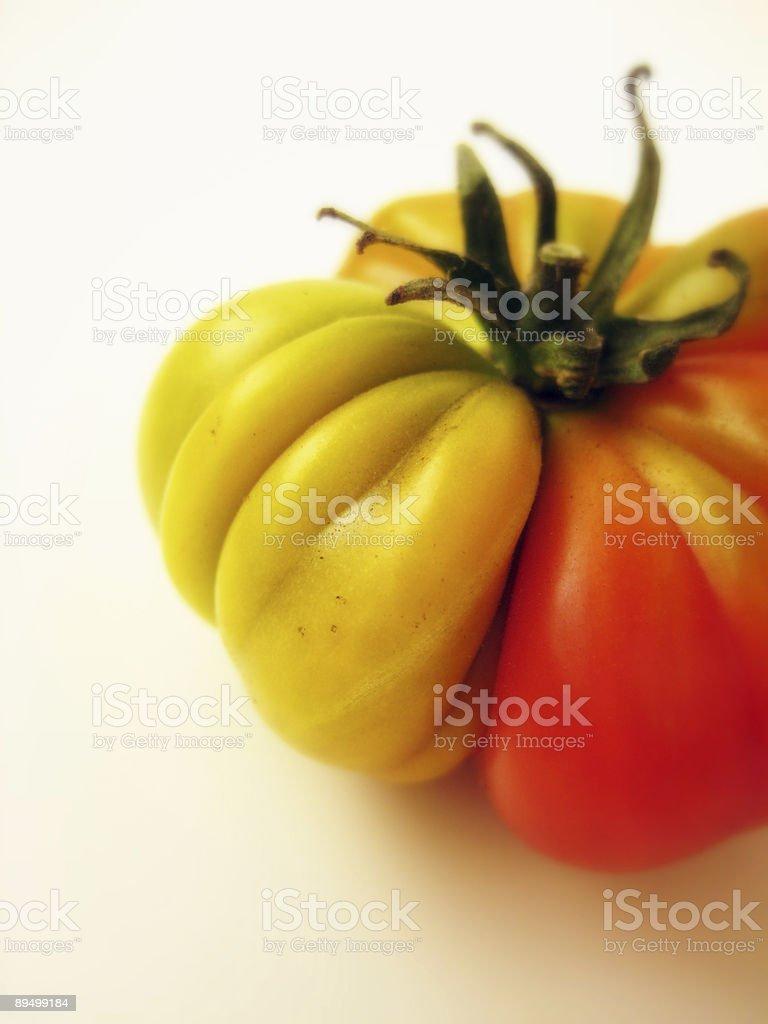 Organic Tradycyjna odmiana pomidora zbiór zdjęć royalty-free