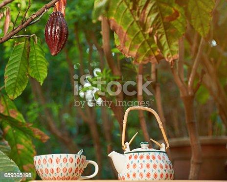 istock Organic hot drink 659365198