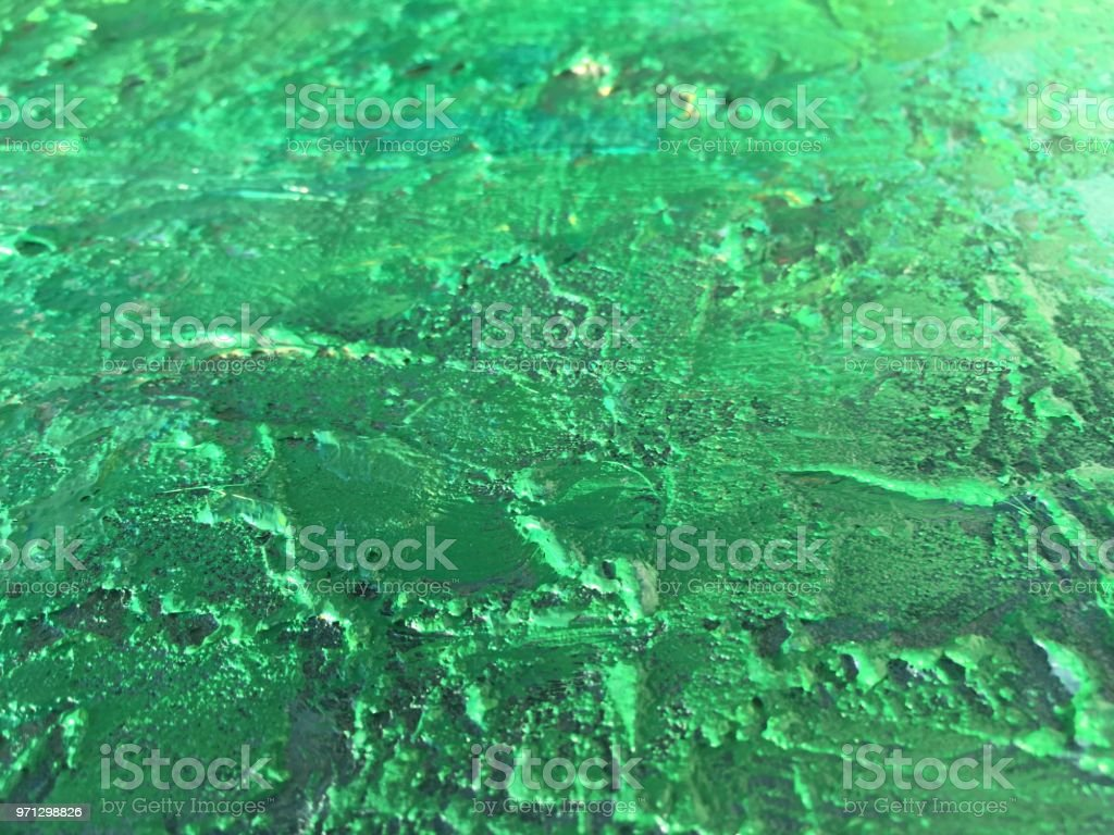 Organic matter background with green painting textures for eco shop,...