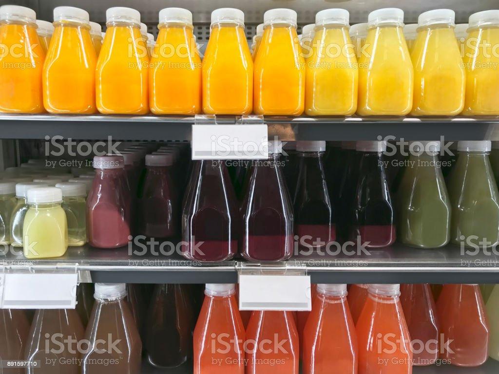 organic refreshments stock photo