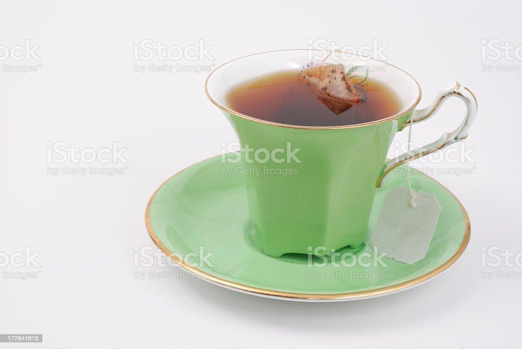 Organic Tea royalty-free stock photo
