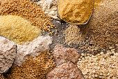 istock Organic Whole Grains 163729648