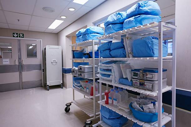 organization is essential to running a hospital - sjukvårdsrelaterat material bildbanksfoton och bilder
