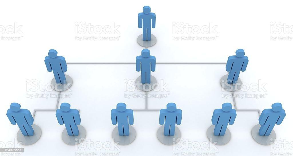 Organization royalty-free stock photo