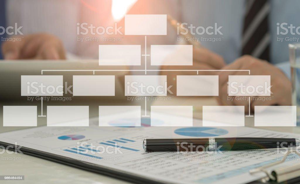 Organisation Struktur – Foto