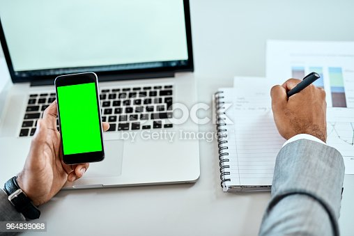 istock Organize your workday the smart way 964839068