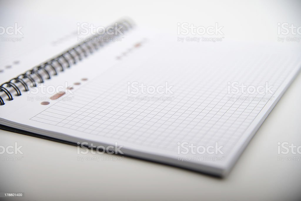 organizer notebook royalty-free stock photo