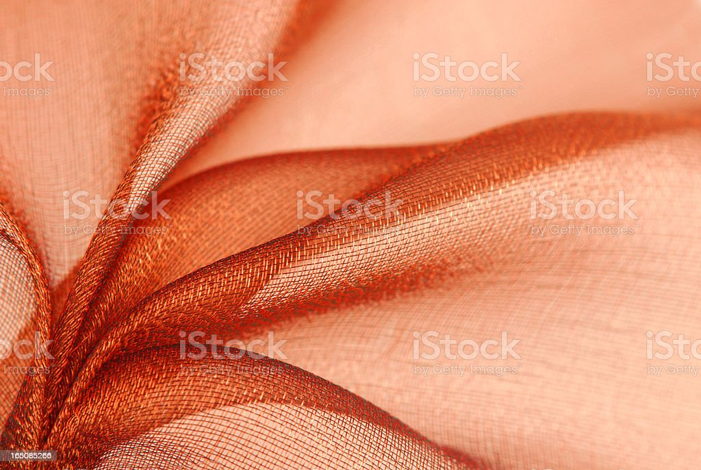 organza fabric texture stock photo