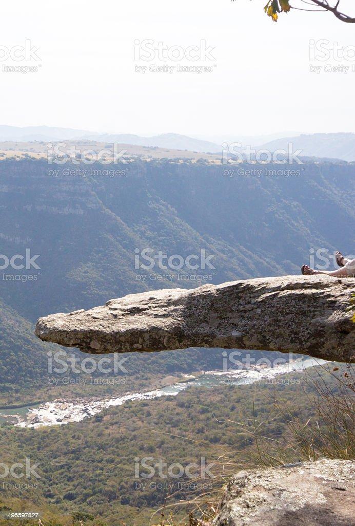 Oribi Gorge in KwaZulu-Natal, South Africa stock photo