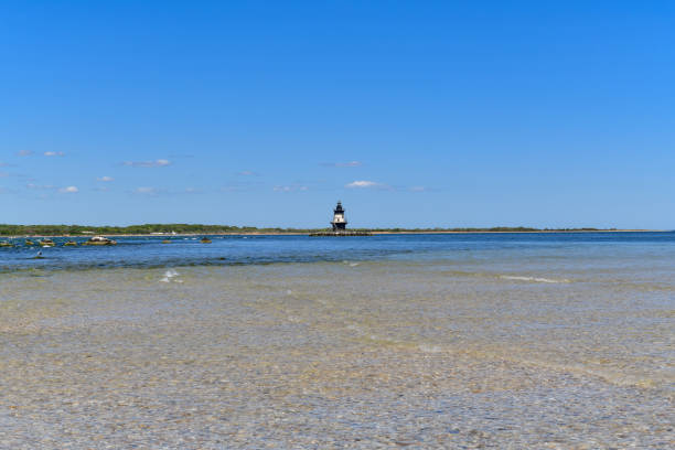 Orient Point - Long Island, New York stock photo