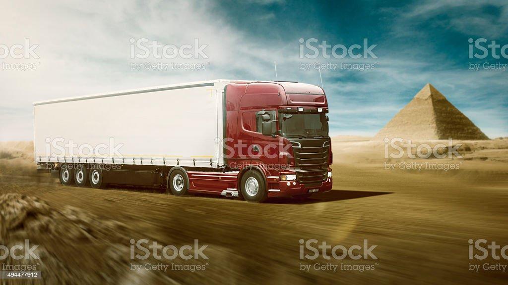 Orient Truck Express – Foto