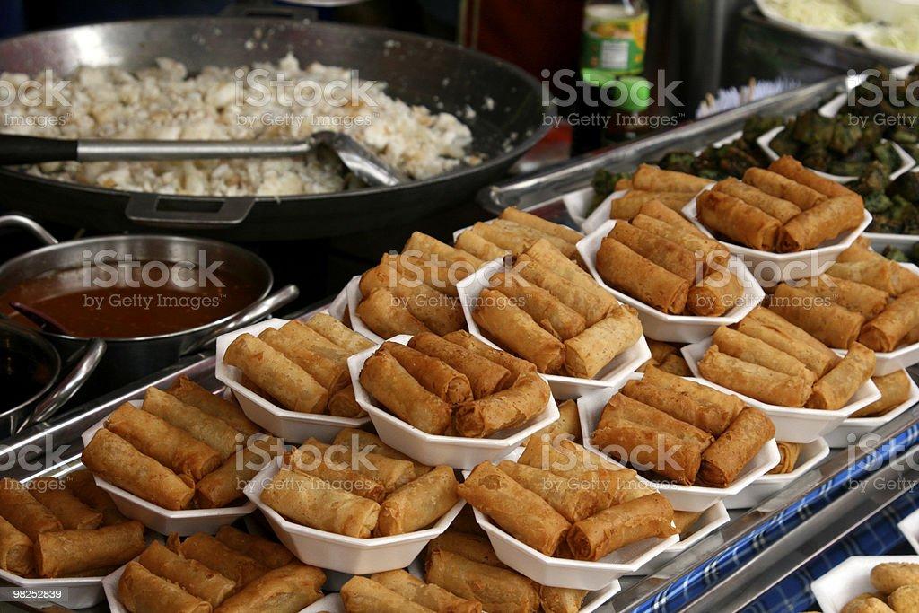 Oriental Kitchen royalty-free stock photo