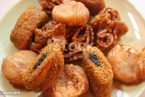 1152965481 istock photo Oriental Pastry  Sweet food  Dessert 1042913918