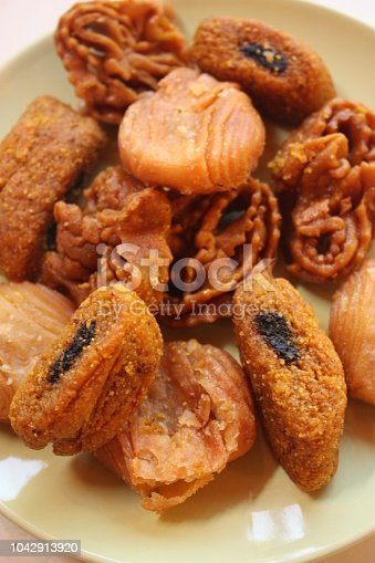 1152965481 istock photo Oriental Pastry  Sweet food  Dessert 1042913920