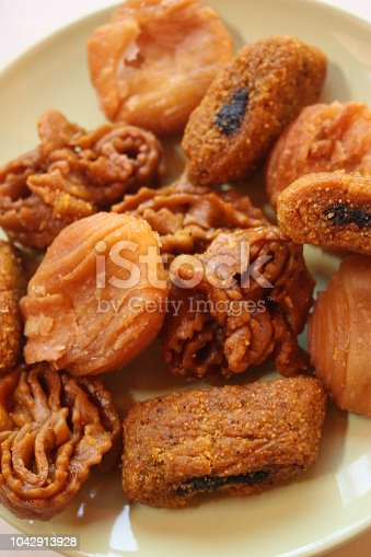 1152965481 istock photo Oriental Pastry  Sweet food  Dessert 1042913928