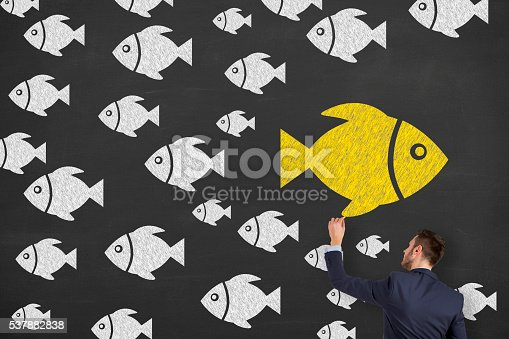 istock Orientation Concept on Blackboard 537882838