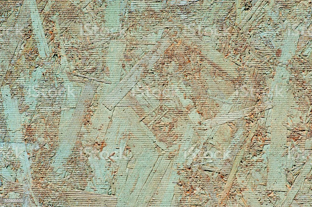 OSB Oriented Strand Board (Hi-Res) stock photo