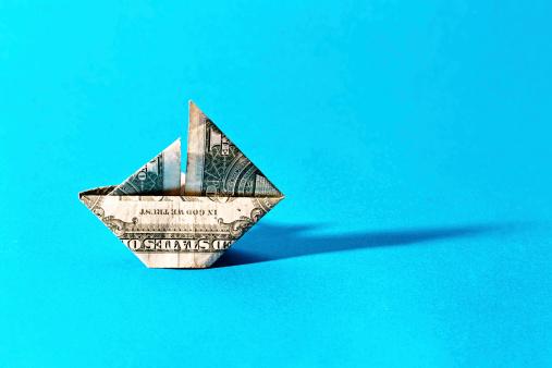Origami Aircraft Zero Fighter Plane Money Origami Dollar Bill Cash ... | 338x507
