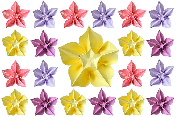 Royalty free origami carambola flower pictures images and stock origami carambola flower pictures images and stock photos mightylinksfo