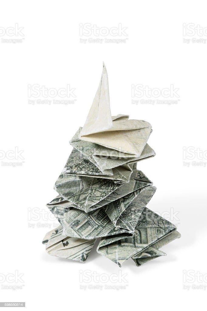 Money Easy Tree - Make-Origami.com | 1024x682