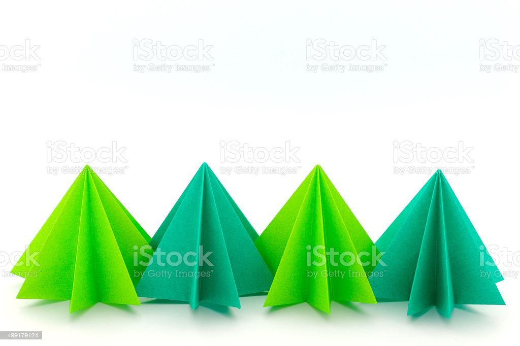 Origami Tree (Easy) - YouTube | 682x1024
