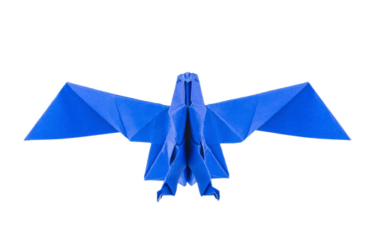 ArtStation - Origami Eagle, Cuong NGUYEN | 328x524