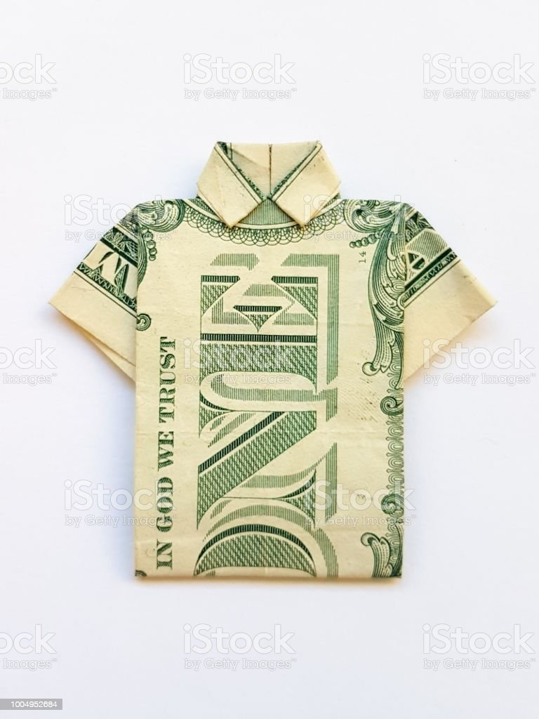 Make a Shirt out of a One Dollar Bill | 1024x768